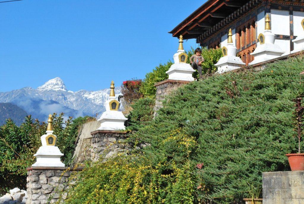 Bhutan - Punakha valley