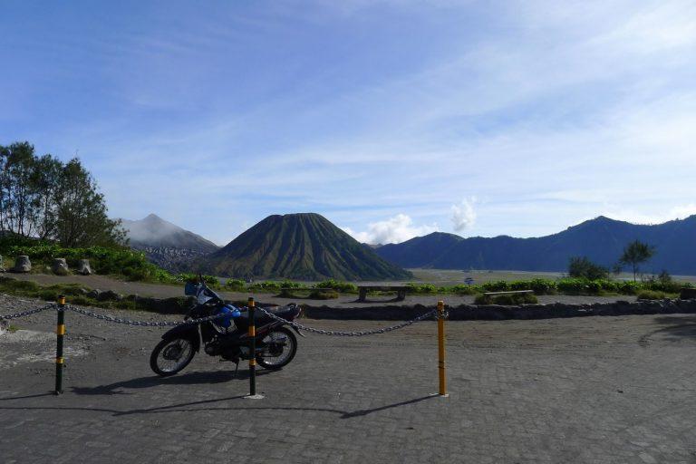 Indonesien - Bromo Blick