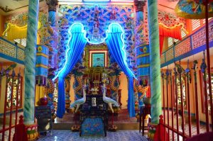 Mekong Delta Cao Dai Tempel