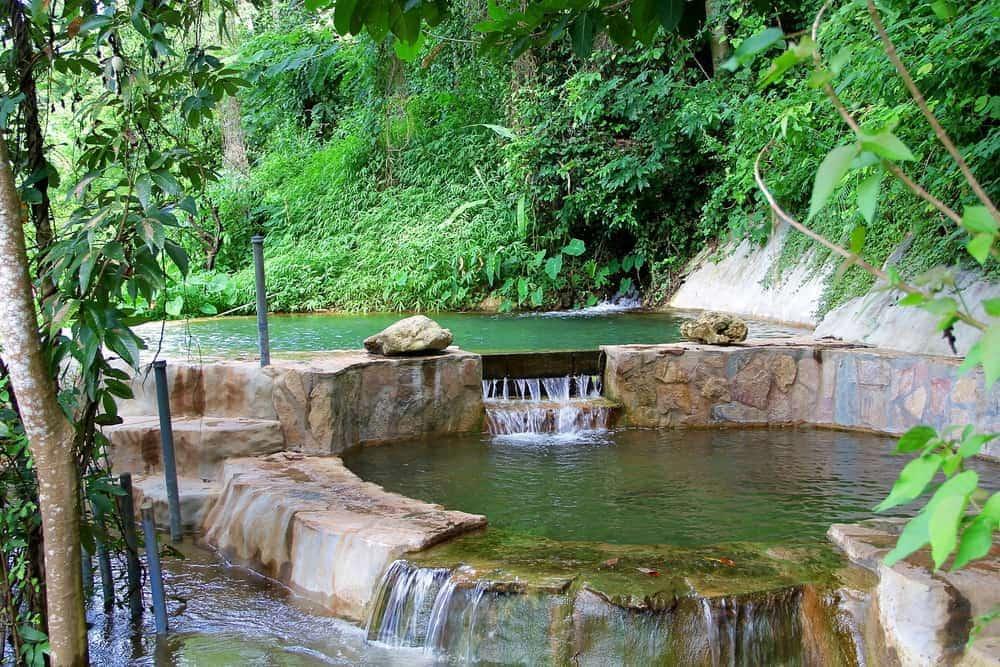 Thailand - Hintok Zeltcamp am Fluss Kwai