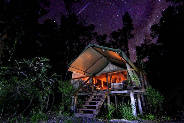 Australien - Paperbark Camp