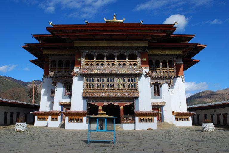 Gangtey Kloster
