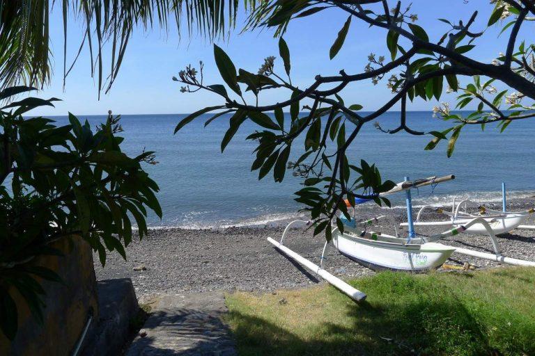 Indonesien - Bali - Amed Strand