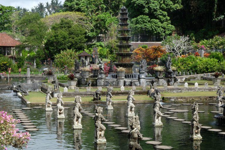 Bali Garten