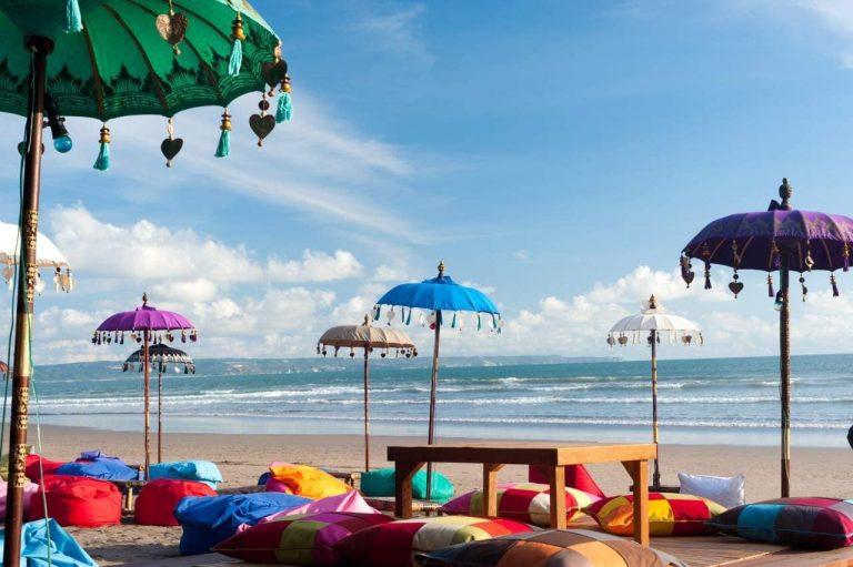 Indonesien - Bali - Seminyak Strand