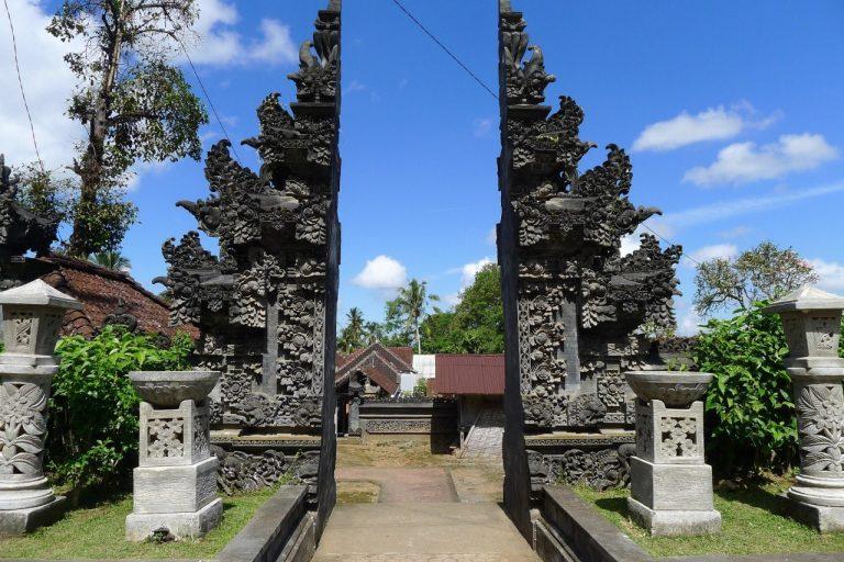 Steintor, Bali - Indonesien