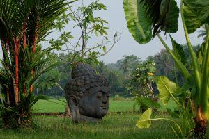 Java Statue