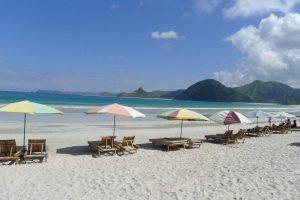 Indonesien - Lombok - Strand