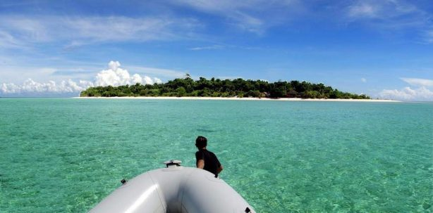Myanmar - Mergui Archipel - Insel - Boot