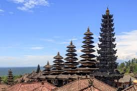Indonesien Pura Besakih