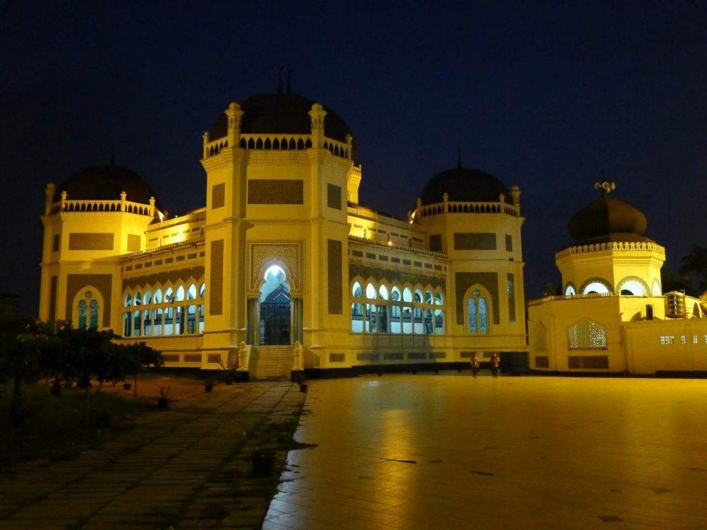 Indonesien - Sumatra - Moschee in Medan