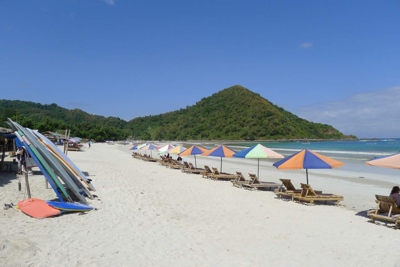 Indonesien - Lombok Selong Blanak Beach