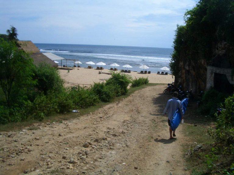 Indonesien - Bali - Surfen