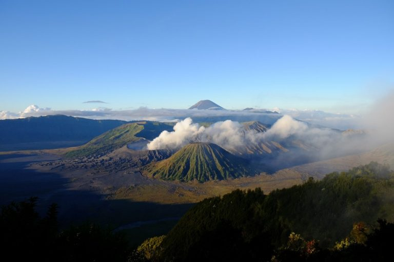 Indonesien Vulkan Bromoo