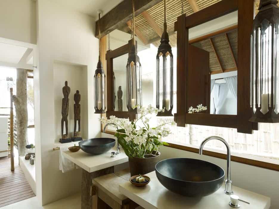Kambodscha - Song Saa - Badezimmer einer Villa