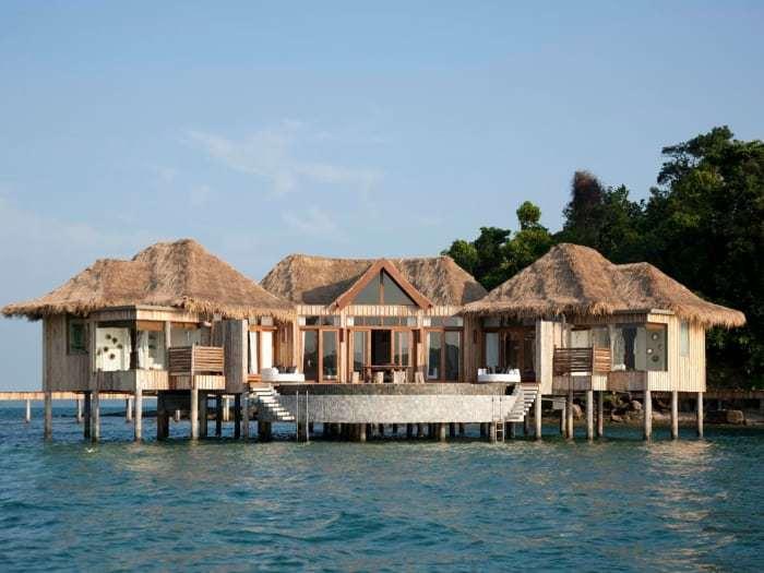 Kambodscha - Song Saa - Overwater Villa mit zwei Schlafzimmern