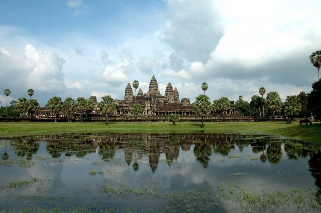 Kambodscha Angkor Wat 7