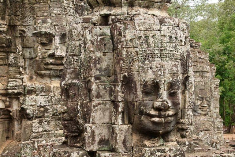 Kambodscha Bayon
