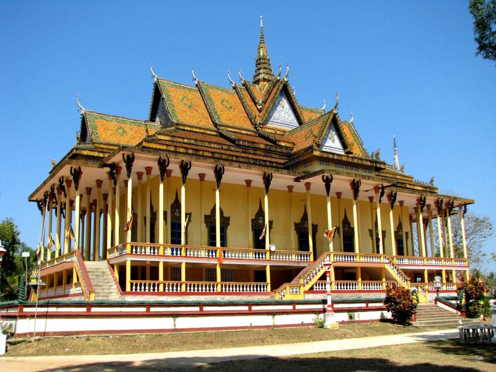 Kratie Tempel