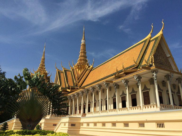 Phnom Penh Palast