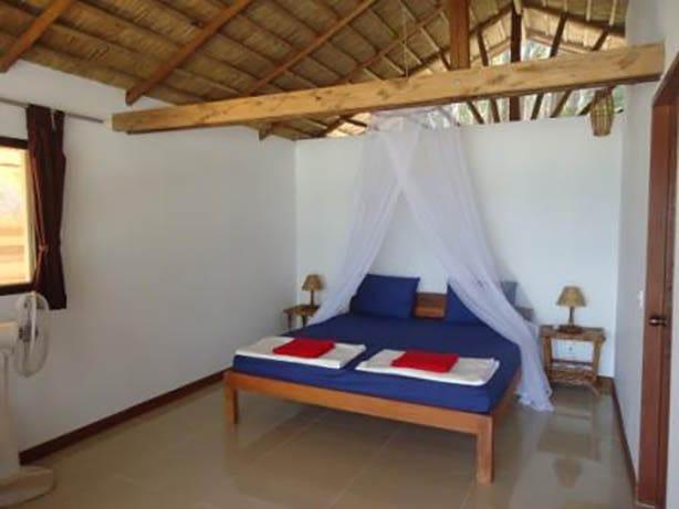 Kambodscha - Saracenbay Resort - Bungalow