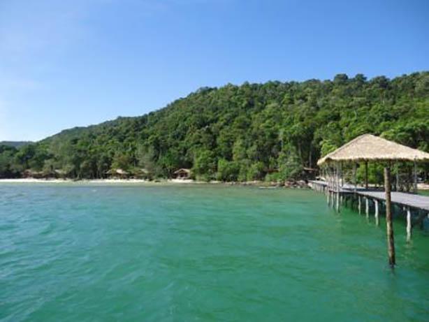 Kambodscha - Saracenbay Resort