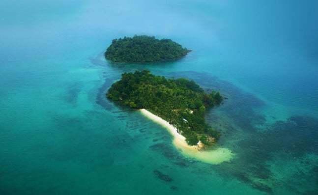 Kambodscha - Song Saa Island