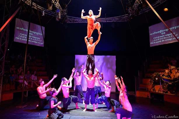 Kambodscha - Phare The Cambodian Circus