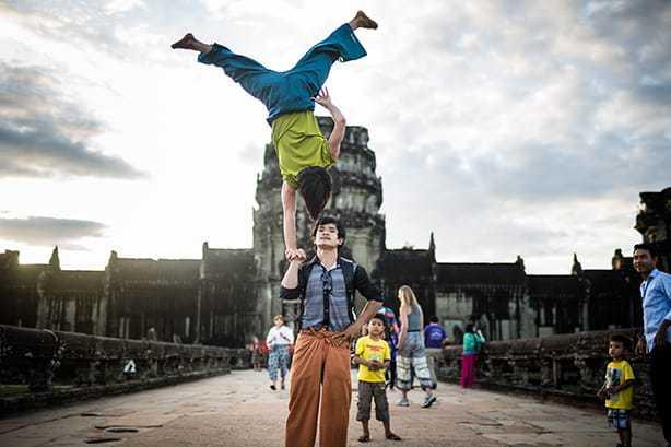 Phare Cambodian Circus - Show