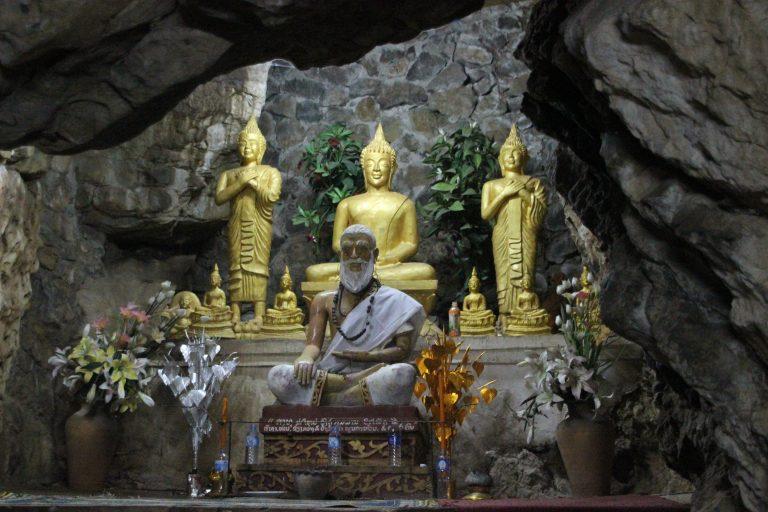Luang Prabang Phousi Hill