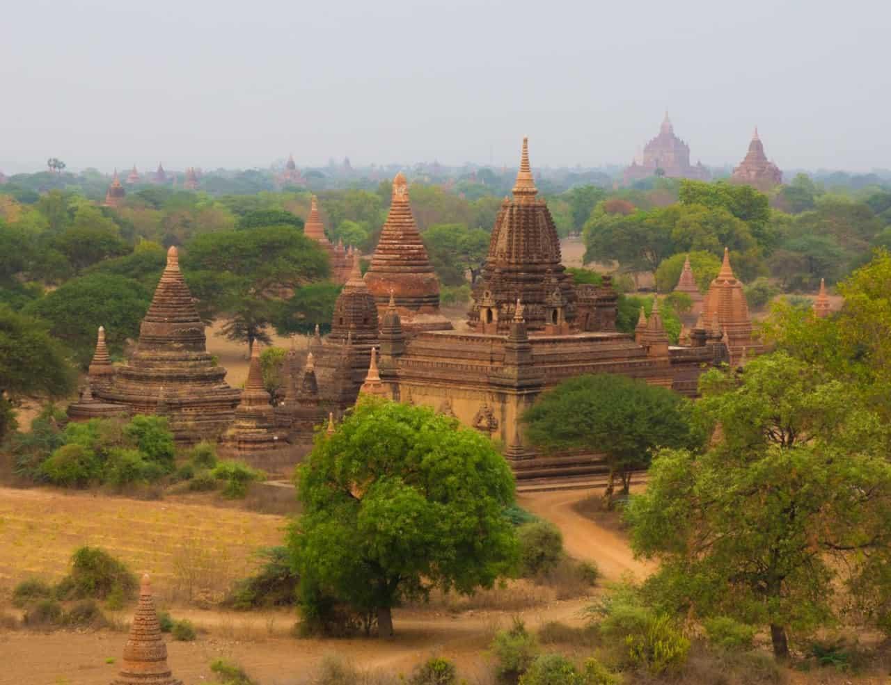 Bagan Tempel - Myanmar
