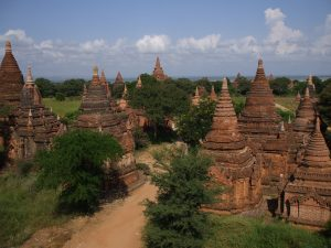 Bagan Pagodenfeld