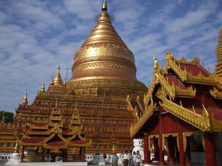 Bagan Shwezigon Pagode