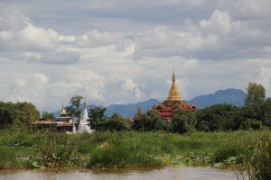 Phaung Daw U Pagode
