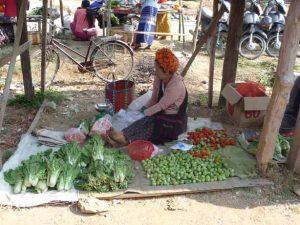 Myanmar - Markt in Loikaw