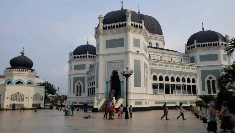 Indonesien - Banda Aceh - Große Moschee