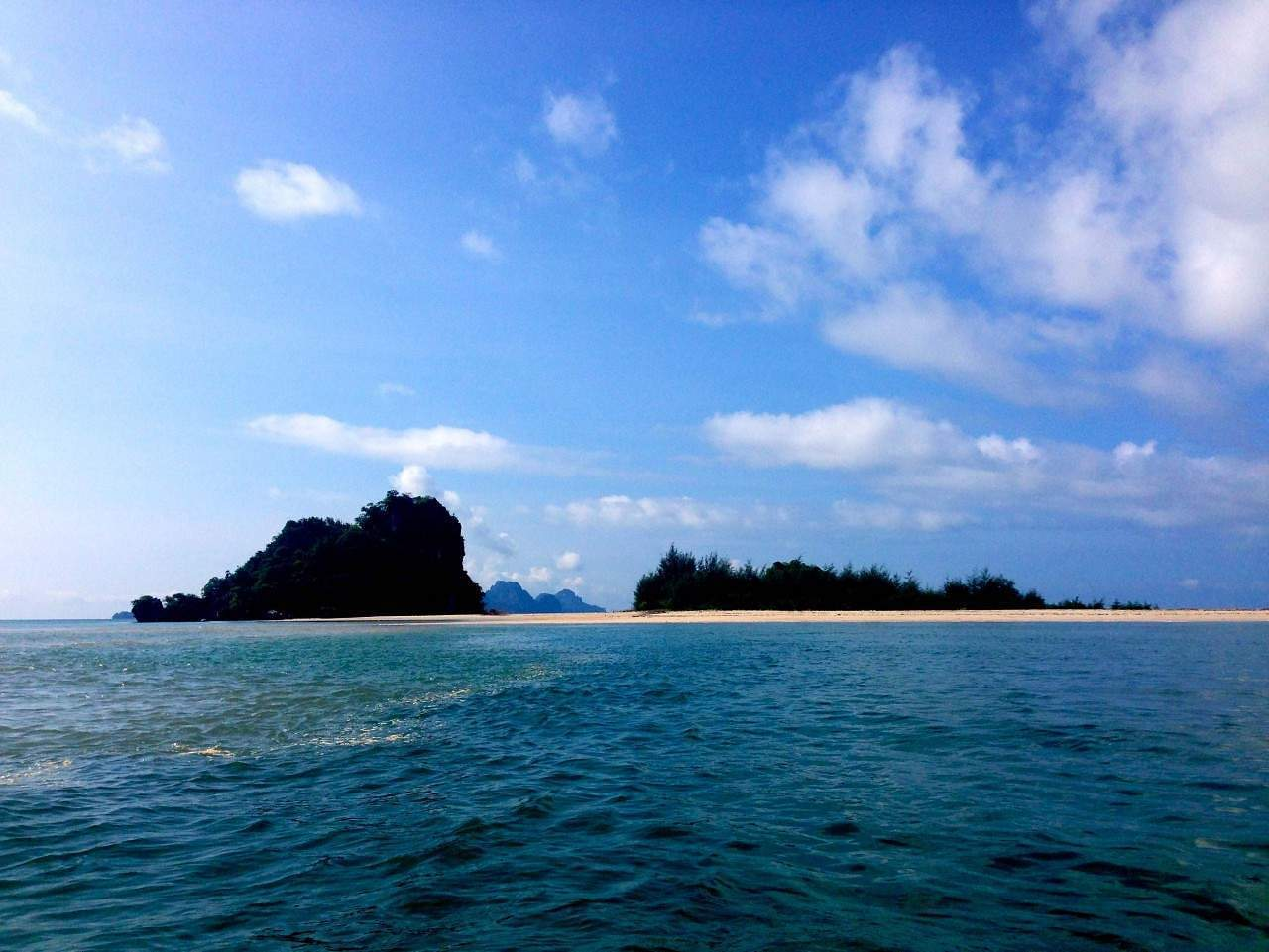 Thailand - Insel bei Phuket