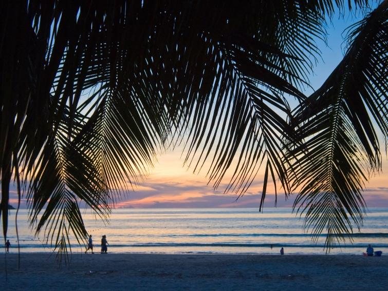 Phuket Sonnenuntergang - Thailand