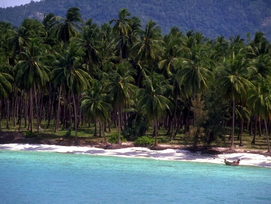 Thailand - Insel bei Krabi