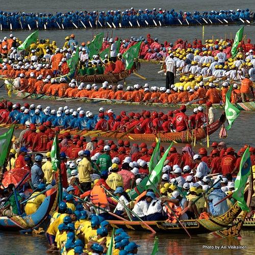 Wasserfest - Phnom Penh