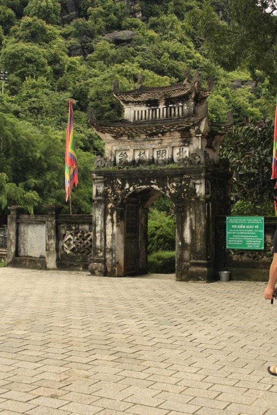 Ninh Binh - trockene Halong-Bucht
