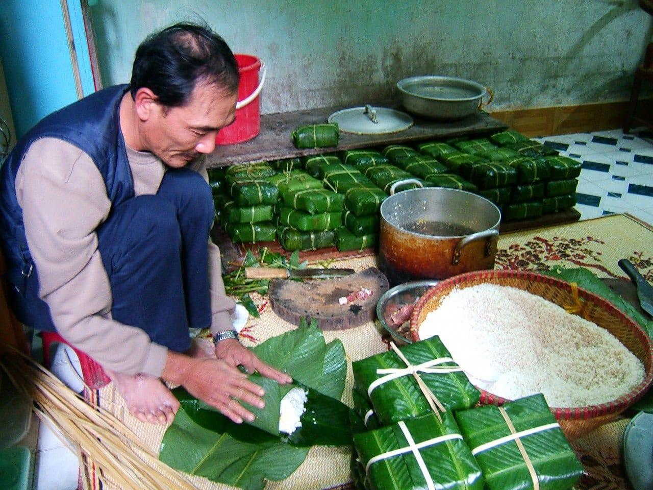 Vietnam - Chung Kuchen