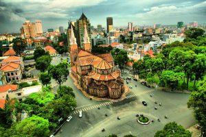 Vietnam - Saigon - Notre Dame
