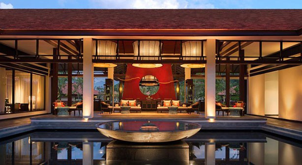 Vietnam - Banyan Tree Lang Co - Restaurant