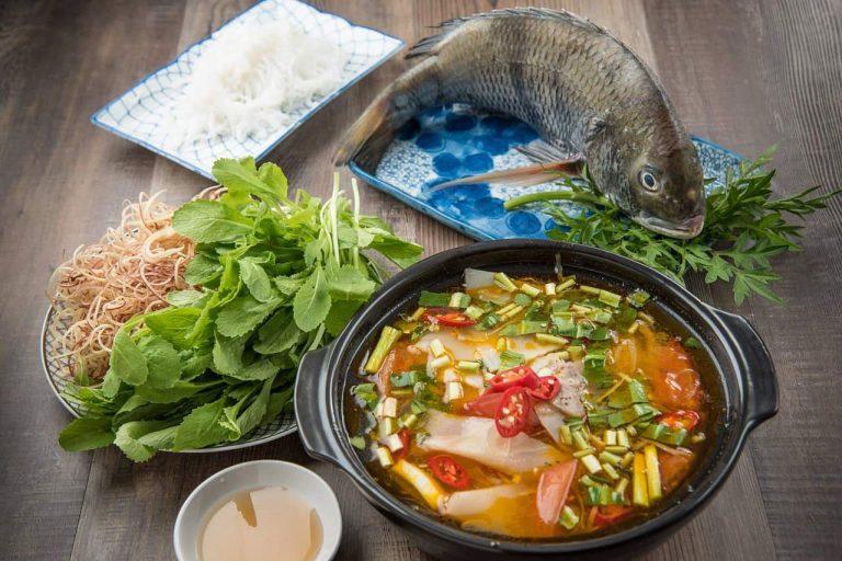 Vietnam Essen Canh Chua Ca
