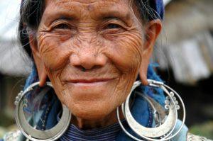 Vietnam Frau