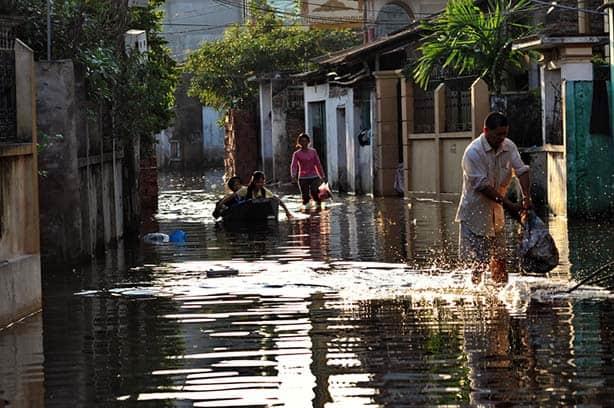 Vietnam - Hoi An - überflutet