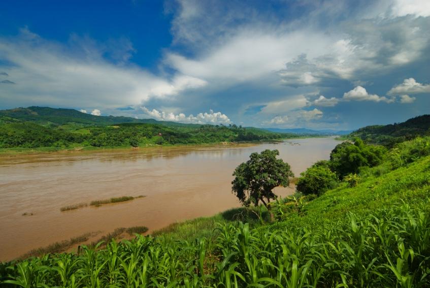 Mekong Delta Kanal