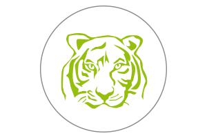 Green Tiger Logo