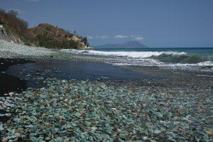 Flores Green Beach